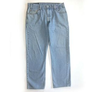 Levi's 505 Jeans Straight Leg Red Tab Size 36x30